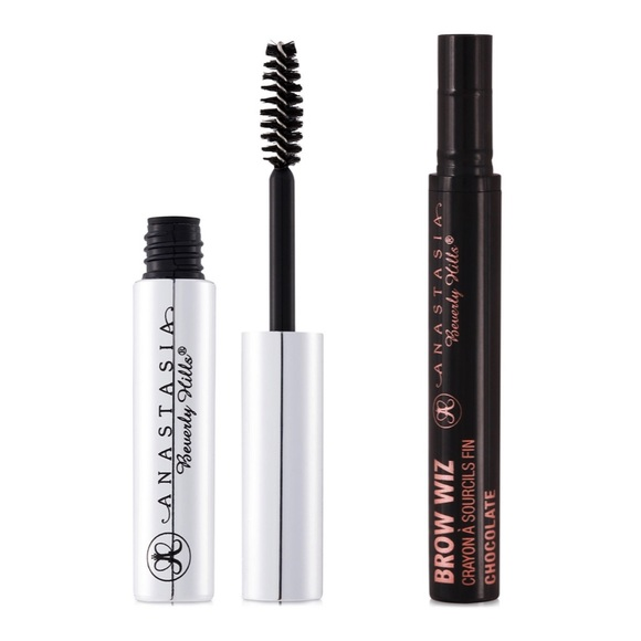 Anastasia Beverly Hills Other - Anastasia Brow Wiz in Taupe & Clear Brow Gel